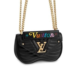 Brand New LOUIS VUITTON NEW WAVE CHAIN BAG PM